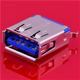 USB连接器母座 A母 USB插座