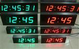 数字GPS/NTP/TCP同步LED时钟
