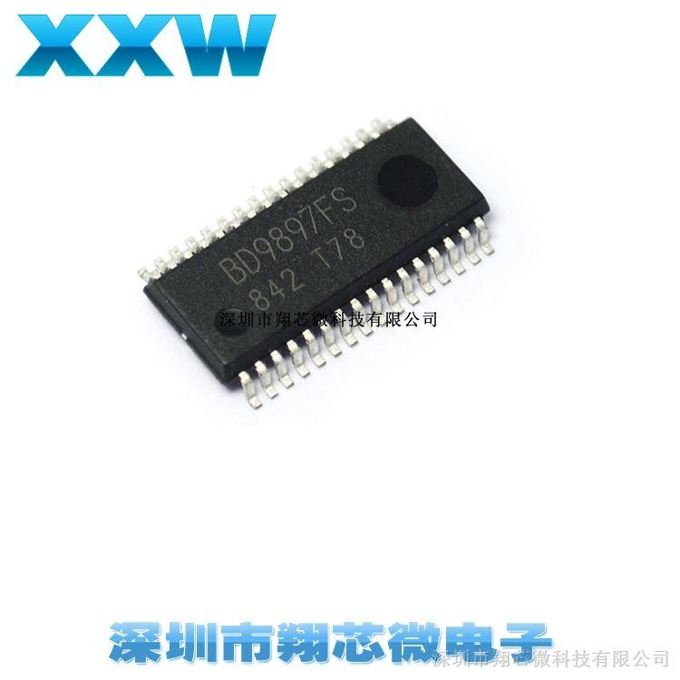捷配电子市场网 元器件 集成电路(ic) 其他ic  型号: bd9897fs 封装