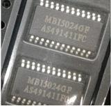 16位恒流LED驱动器芯片 MBI5024GF MBI5024 贴片