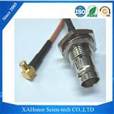 BNC 、MCX 接头线缆组件  rf 射频线缆组件  微波元件  各类射频接头组件