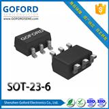 MOS管场效应管6703 替代AO6604/APM2701  SOT-26(TSOP6) N+P