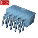 5557连接器端子接插件_接插件弯针_实心针