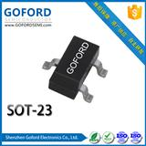 MOS管 贴片 G1003B 100V 5A SOT-23-3 LED调光驱动用开关 场效应管 MOS管 贴片 厂家直销