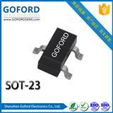 MOS管 G1003A(替代VS1H03AL) 100V SOT-23-3 LED爆闪等用 N型贴片场效应管
