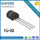 插件 MOS管 G1006A(��ESD)100V 6A TO-92 摩托�led大�粲�  �S家直�NMOS管