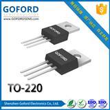 场效应管 G120N04 40V 120A TO-220  USB多口转换器 同步整流用40V MOS管  插件
