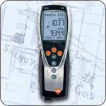 德国Testo 435系列 风速仪 风速 压差测量仪 露点检测仪 压差计 甲醛检测仪 臭氧分析仪