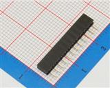 现货 排母/排母1*12P 180度 脚距2.0mm 袋装  可售样品
