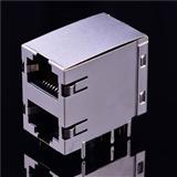 rj45连接器 精密RJ连接器 RJ45带滤波器