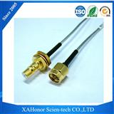 SMA ,BNC , N 各类射频同轴类连接器线缆组件 长度可定制 线缆型号可定制 厂家直销