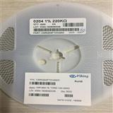 光颉VIKING贴片圆柱电阻CSR0204FTDV2203