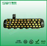 手机按键FPC排线 柔性按键线路板 液晶显示器排线软板