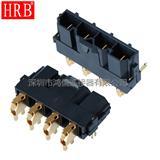 HRB鸿儒 10.0mm间距 公头插片式矩形连接器 MINI-FIT连接器