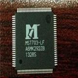 液晶电视主板解码芯片MST703-LF LQFP-100 MSTAR 原厂原包