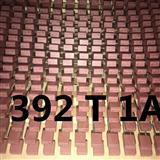 方形保险丝 39212000000  1A 250V   392 T 1 A  方块保险丝 T1A 慢断塑封方型