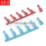 厂家直销HRB 250/187 6.3插簧端子 环保连饶冷压端子