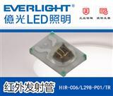 亿光  HIR-C06/L298-P01/TR  安防专用LED