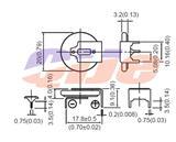 提供CR2032焊脚电池加工厂