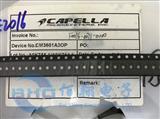 CM3601A3OP CAPELLA凌耀科技 IC芯片 OPLGA-6/SMD 原装深圳现货