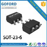 元器件产品 场效应管(MOSFET)8205B SOT-23-6 N管 MOS管