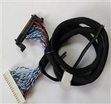 双8位LVDS屏线51PIN高清液晶电视屏线