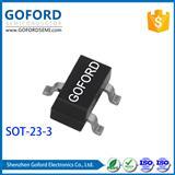 电动车灯/RGB调光用 MOS管 G1002L(替代AO3442)100V 足2A SOT23-3 MOSFET厂家