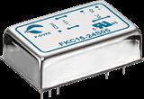 FKC15系列PCB板安装DC-DC模块电源 FKC15-12D05 FKC15-12D12 FKC15-12D15