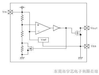 存贮器后备电路 上电复位电路掉电检测 系统电池寿命和充电电压监视