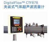 GE CTF878夹装式超声波气体流量计