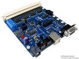 C8051F380-TB -  开发板, 用于C8051F380 全速USB 微控制器