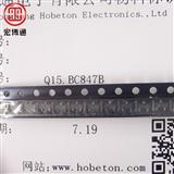 供,BC847B,�N片NPN功率三�O管,,原�b正品�F�