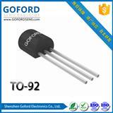 100VMOS管TO-92插件 G1002 LED灯控制器、LED灯驱动板用MOS管 100V 2A