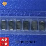 快速恢复二极管 US1D-E3/61T Vishay SMA 200V 1A 丝印UD 贴片