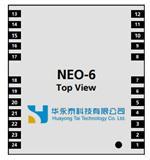 NEO-6M-0-001 定位模块