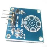TTP223触摸模块 轻触触摸开关1位触摸传感器XTWXD