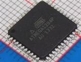 原装 ATMEL   8位微控制器,带有128K字节的系统内可编程闪存ATMEGA1284P-AU