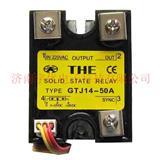 THE无锡天豪继电器 GTJ14-50A 固态移相隔离调压模块 原装正品