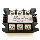 THE无锡天豪 GTJ38-300A 800VAC 三相交流大功率固态继电器 正品