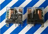 AHN22124N松下控制盘用功率继电器 8脚二组转换5A