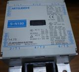 科圳威促销 日本进口三菱交流接触器S-N180 AC220V AC380V