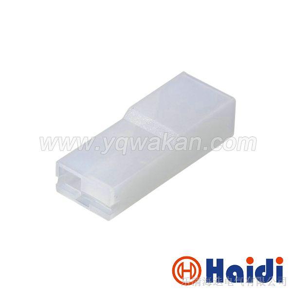 1p连接线/汽车防水插头/线束/接插件/接线端子/公母插头dj70114a-6.
