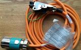 6FX5002-5CS31-1AJ0 西门子原装动力电缆 带插头 长6-8米