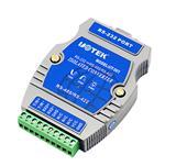 光电隔离转换器 UT-501  工业级高性能RS-232转RS-485/422无源光电隔离转换器   柜台现货