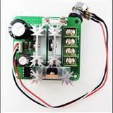 CCMHCN直流电机控制器 pwm直流电机调速器PLC 6V12V36V60V90V15A  MW
