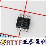 美国微芯(MICROCHIP)存储芯片24LC02B-I/SN中文资料