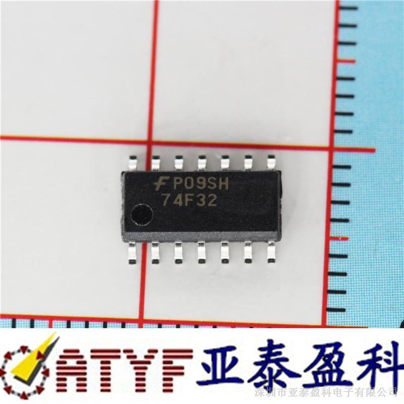 供应FAIRCHILD贴片逻辑 - 栅极和逆变器芯片74F32SCX中文资料