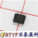 AD贴片八角模拟开关电路ADG419BRZ ADG419中文资料