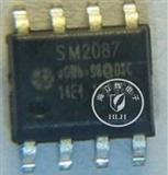 原装正品SM2087高功率因数线性恒流LED驱动芯片