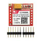 SIM800L GPRS 转接板 GSM 模块 microSIM卡 Core board 现货
